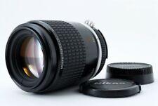 Nikon Ai-S Micro NIKKOR 105mm f/2.8 Prime MF Lens From Japan [Exc+++++]_