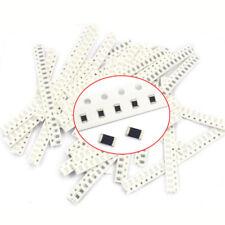 420pc 1206 5 14w Watt Smdsmt Chip Resistors 240k 51m Ohm 21 Assortment Kit