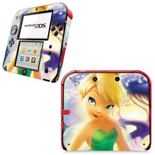 Vinyl Skin Decal Cover for Nintendo 2DS - Tinkerbell Fairy Pixie Princess Butter