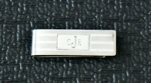 TIFFANY & CO.~STERLING SILVER~MONEY CLIP-Vintage-Weighs 22 Grams