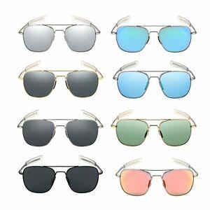 Hot Men's HD Polarized Outdoor Driving Eyewear Sunglasses Metal Frame Tac Lens