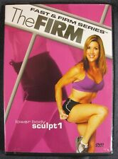The Firm - Fast & Firm Series: Lower Body Sculpt (DVD, 2004) Lisa Kay