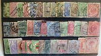 Germany,Haiti,Ivory Coast,Liberia,Leeward Islands Stamp Lot Possible Faults ST77