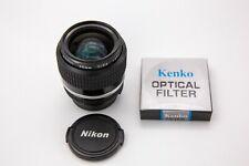 Nikon NIKKOR 35mm f/1.4 Ai-S Lens  excellent condiotion!! +++++