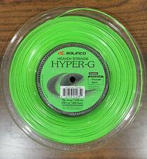 Solinco Hyper-G Tennis String 16L/1.25mm - Reel 656ft/200m
