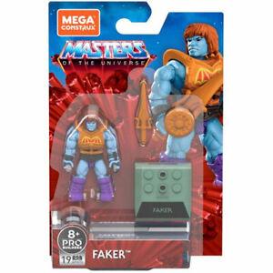 MEGA Construx Pro Builders - Masters of the Universe Micro Figure - FAKER