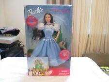 Wizard of Oz Barbie as Dorothy 2000 Doll