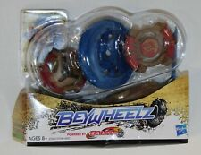BeyWheelz #W-03 Slash Warrior Destroyer COMPLETE & UNUSED Hasbro Speed BeyBlade