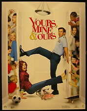 Yours, Mine And Ours (2005) Interantional Lobby Card Set