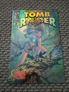 Tomb Raider Issue #2 Tower Records Exclusive Top Cow/Image