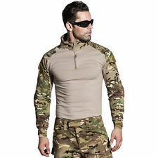 Tactical Military Combat Uniform Shirt Pants G3 Airsoft GEN3 Camo MultiCam BDU