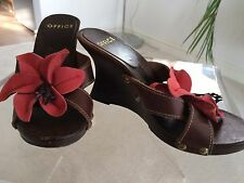 Ladies Office summer/evening sandals size 4.5