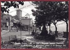 FROSINONE BOVILLE ERNICA 02 MONUMENTO ai GRANATIERI Cartolina FOTOGR. viagg 1964