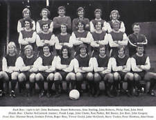 NORTHAMPTON TOWN FOOTBALL TEAM PHOTO>1972-73 SEASON