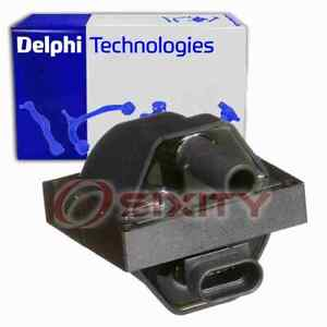 Delphi Ignition Coil for 1996-2005 Chevrolet Astro 4.3L V6 Wire Boot Spark kl