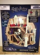 GRYFFINDOR TOWER - HARRY POTTER w/ 2 EXCLUSIVE Figures JaDa TOYS Nano Metalfigs