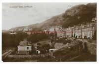 Wales Barmouth Llanaber Road Real Photo Vintage Postcard 14.11
