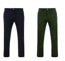 Pantalones de hombre chinos color principal azul