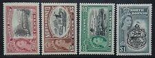 NORTH BORNEO 1956 FULL SET SG 387 - 390 MNH OG FRESH