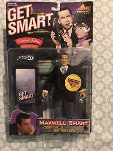 GET SMART AGENT 86 ACTION FIGURE MAXWELL SMART