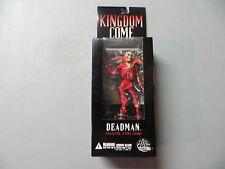 Kingdom Come Deadman Action Figure DC Direct NIB Sealed Magog Kid Flash