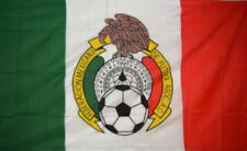 """La seleccion Flag"" Mexico Soccer Team 3 ft x 5 ft Polyester Flag"