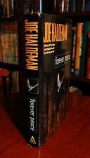 Joe Haldeman FOREVER PEACE (1997 Hardcover) BCE Hugo and Nebula Winner! Sci-Fi