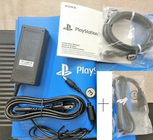 Genuine Original Wall AC Power Adapter+USB+HDMI Sony PS4 PlayStation VR OEM PSVR