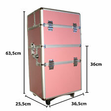 10 - 19 L Unisex Reisekoffer & -taschen aus Aluminium