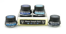Private Reserve Fountain Pen Ink Bottle Sampler Pack - Winter Sample