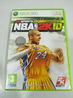 NBA 2K10 Kobe Bryant 2K - Set Xbox 360 Ausgabe Spanien Pal
