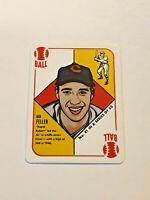 2021 Topps - 1951 Topps Baseball by Blake Jamieson - Bob Feller - Indians