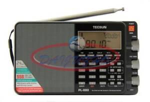 One Tecsun PL-880 PLL Multi Conversion AM/FM/LW/SW / Longwave Shortwave New