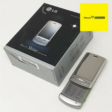 "LG KE970 Shine 2.2"" 2G -Silver Metal Design - New Condition - Unlocked  Fast P&P"