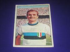 FIGURINE STICKERS ALBUM CALCIATORI PANINI 1965/66 INTER MAZZOLA COPPA REC.- MAX