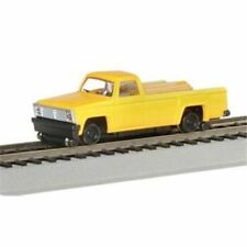 Bachmann Williams BAC 46201 Ho Mow Pickup Truck with High Railers