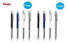 Pentel Orenz Metal Grip 0.2/0.3mm Mechanical Pencil Choose from 4 Body Color