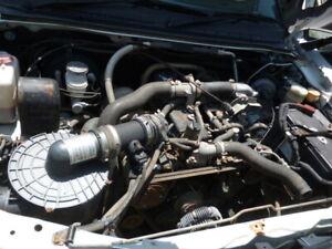 HOLDEN RODEO ENGINE 3.0 4JH1 TURBO DIESEL MOTOR INTERCOOLED RA