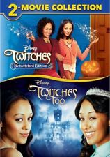 Twitches: 2-Movie Collection (DVD,2019)