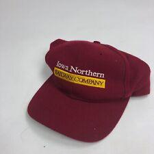VTG Iowa Northern Railway Company Snapback Hat Cap Train