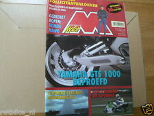 MO9246-YAMAHA GTS1000,HONDA HAWK GT647,ENDURO  NEEDE,WK SUPERBIKE 92,REYKJAVIK,