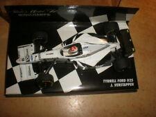 Minichamps 1/43 Tyrrell Ford 025  J.Verstappen              MIB (11/012)