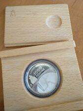moneda  de plata 1000 pesetas juegos Olímpicos de 1995