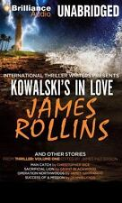 Kowalski's in Love and Other Stories: Kowalski's in Love, Man Catch, Sacrificial