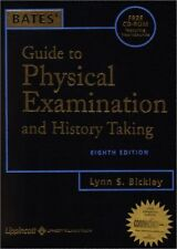 Bates Guide to Physical Examination & History Tak