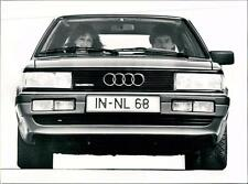 Audi 290 quattro 1986  - official Audi photographs ZN48