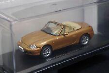 Mazda Roadster 2001 1/43 Scale Box Mini Car Display Diecast Vol 104