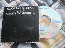 Gloria Estefan – Always Tomorrow Label: Epic – PRO 713 UK Promo CD Single