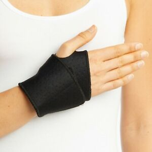 Wrist Brace Warmer Bandage & Support for Sports Injuries Deluxe Stabiliser