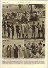 1953 Voting By Symbols In The Sudan General Elections, Kordofan